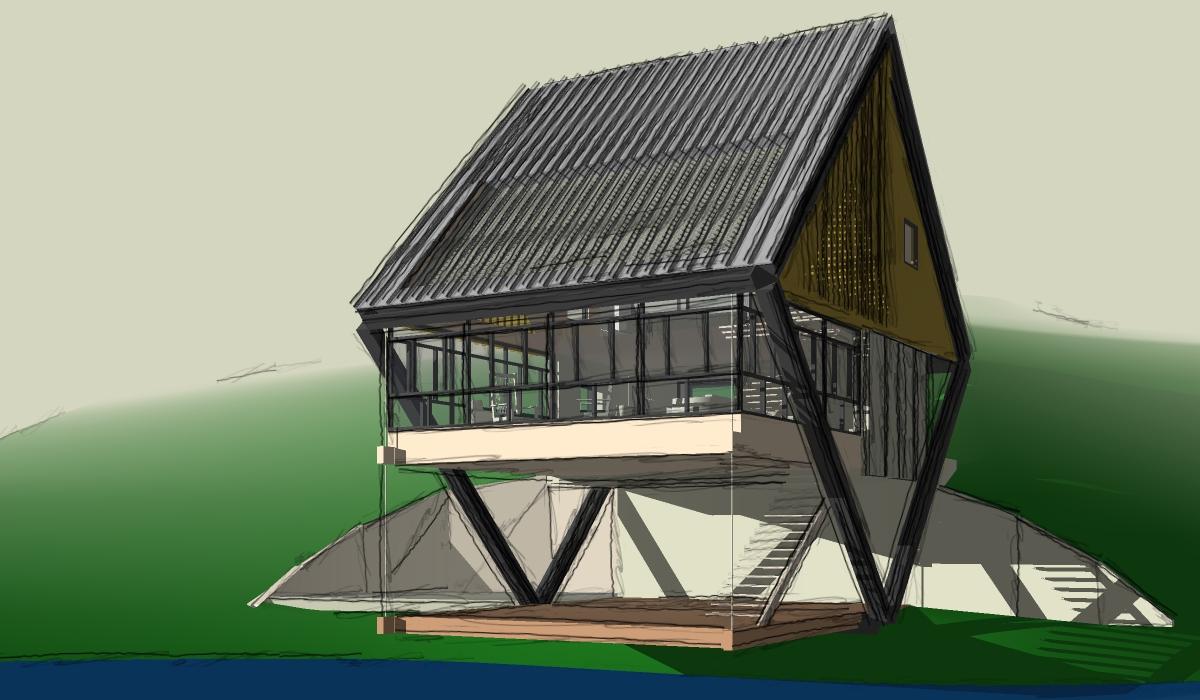 Cube House Bild Architecture