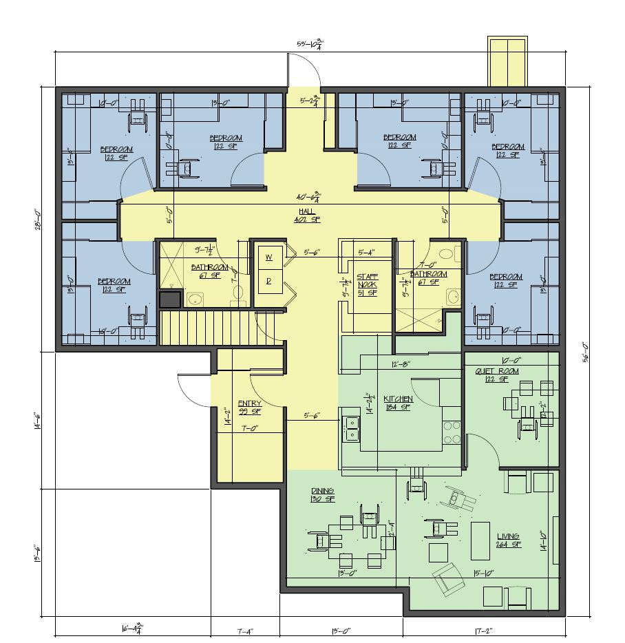 28 home design group s c clarke design group 187 for Group house plans